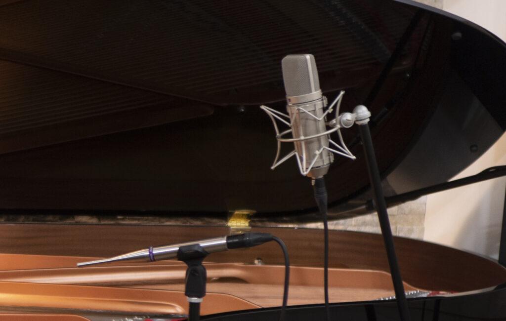 リスト:愛の夢 第3番 レコーディングと撮影